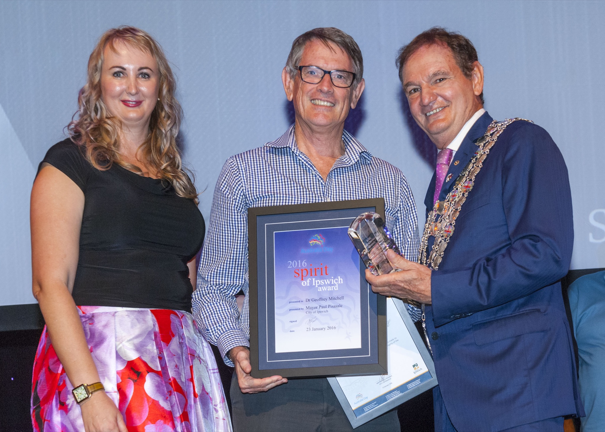 Spirit of Ipswich Award of the Year