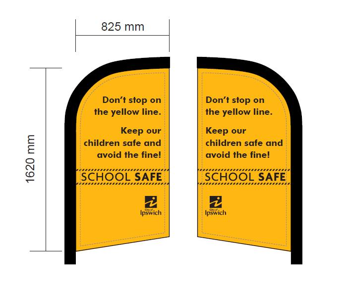 school-safe-parking-banners
