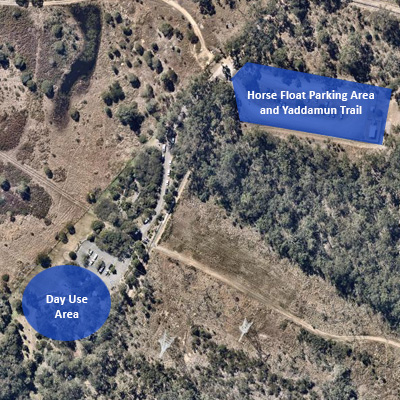White Rock – Spring Mountain Conservation Estate – Including Paperbark Flats Picnic Area