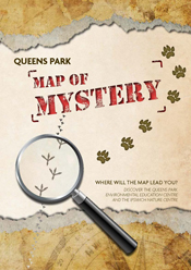 Queens Park Map of Mystery