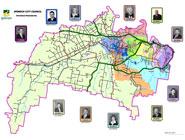 Divisional Map