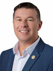 Mayor Andrew Antoniolli