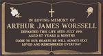 Cemeteries Plaque 12