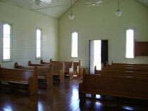 Kholo-Gardens Inside-Church-1