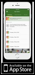Ipswich Bin Day app for iOS