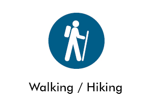 walking-hiking