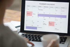 Meeting Timetables
